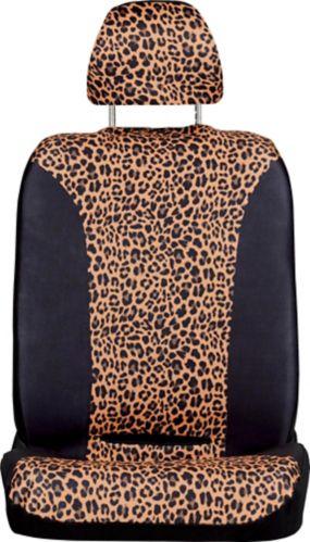 Housse de siège réversible AutoTrends, léopard