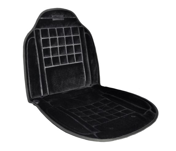 AutoTrends Deluxe Heated Seat Cushion