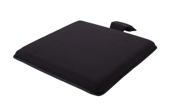 AutoTrends Memory Foam Cushion, Black