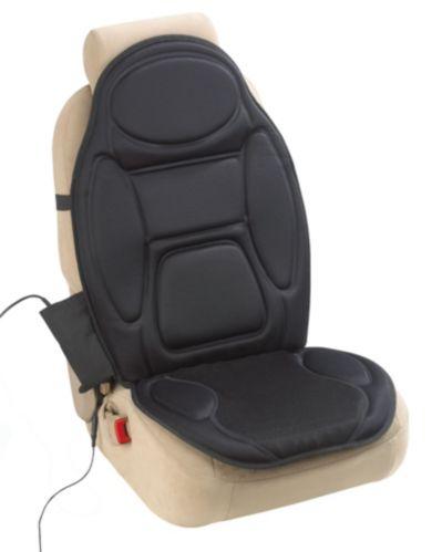 Heat & Massage Cushion with Handheld Massager
