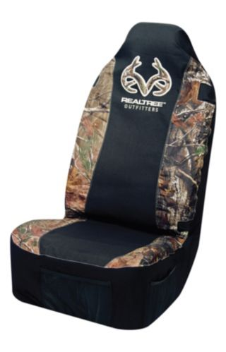 Browning® Realtree Camo Universal Seat Cover
