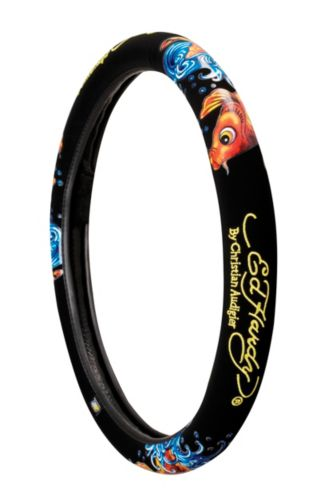 Ed Hardy Designs Steering Wheel Cover