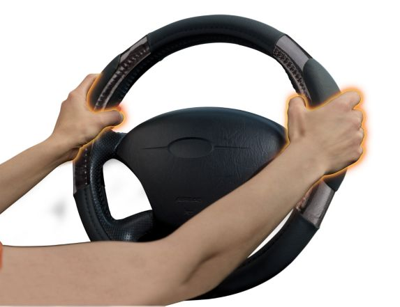 Therma-Grip Steering Wheel Cover