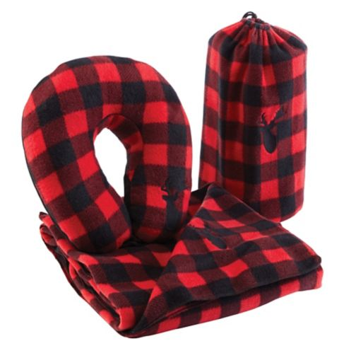 Auto Trends Plaid Comfort Kit Product image