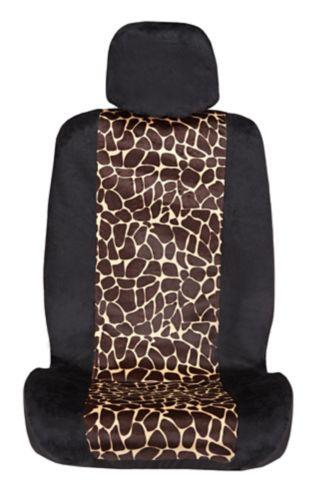Auto Trends Giraffe Seat Cover