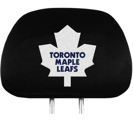 Housse pour appui-tête Maple Leafs de Toronto, paq. 2