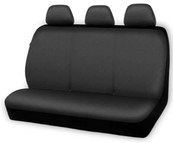 AutoTrends Jacquard Bench Seat Cover