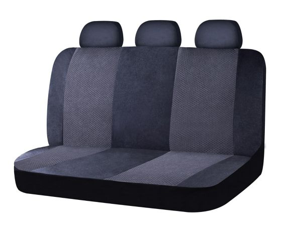 AutoTrends Terry Fabric Rear Seat Cover