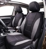 AutoTrends Heavy Duty Flax Low Back Seat Cover Set, Grey, 4-pc | AutoTrends | Canadian Tire
