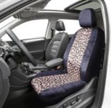 AutoTrends Leopard Low Back Seat Cover | AutoTrends | Canadian Tire