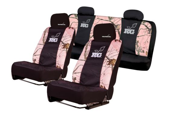 Browning® Realtree Girl Seat Cover, 3-pc set