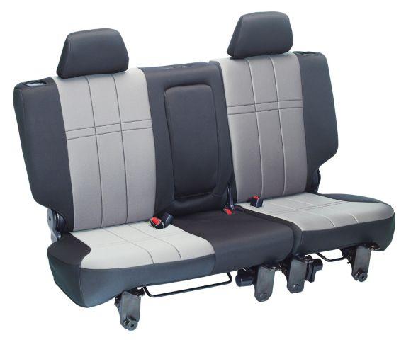 Housses de sièges arrière sur mesure, néoprène, type S