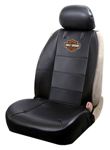 Harley Davidson Low Back Seat Cover