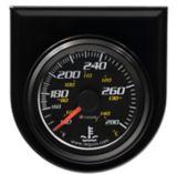 Sunpro 2-in. Black Water/Oil Temperature Gauge | Equus | Canadian Tire