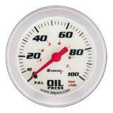 EQUUS 2-5/8-in. Oil Pressure Gauge, Aluminum | Equus | Canadian Tire