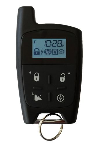 ProStart 6-Button 2-Way LCD Remote Starter