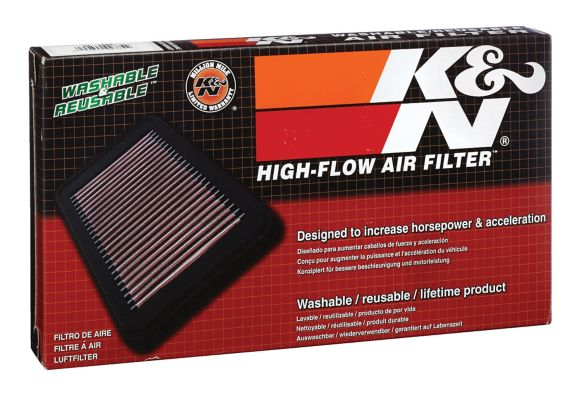 K&N High-Flow Replacement Air Filter