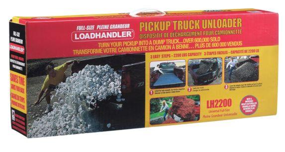 Dispositif de déchargement pour camionnette Loadhandler