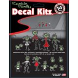 Zombie Family Colourized Car Decal Kit | Chroma | Canadian Tire