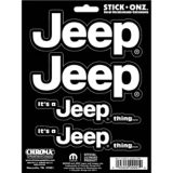 Jeep Stick-On Car Decal | Jeep | Canadian Tire
