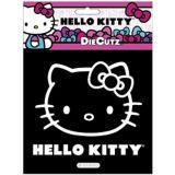 Hello Kitty Die Cut Car Decal