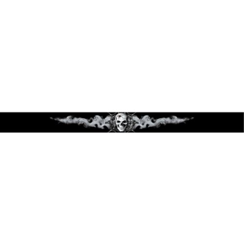 Cyber Skulls Banner Car Decal Product image