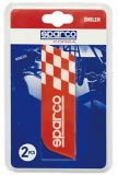 Sparco Red Decal