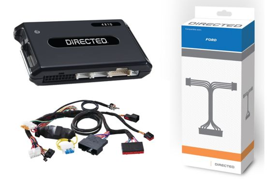 Directed Ford Plug & Play Remote Starter T-Harness, C14