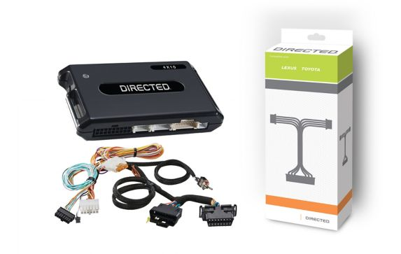 Directed Toyota Plug & Play Remote Starter T-Harness, 12C1