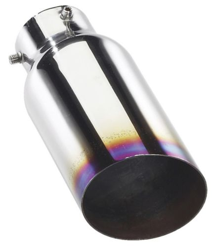 TUNED Exhaust Tip, Burnt Product image