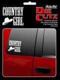 Country Girl Emblem Decal | Chroma | Canadian Tire