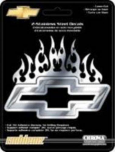 Emblemz Chevy Stainless Steel Emblem