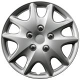 KT1009 Wheel Cover, Silver | Michelin | Canadian Tire