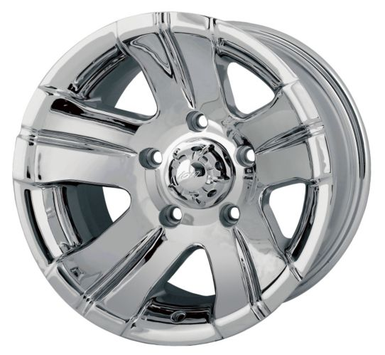 Ion Alloy Style 138 wheel with Chrome Finish Product image