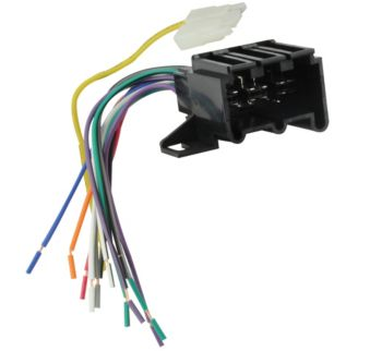 E2 Car Stereo Wiring Connector for 1973-1991 GM Vehicles ... Radio Wiring Harness Canadian Tire on radio computer, conterra radio harness, radio sensors, steering column harness, suspension harness, tough dog harness, radio control module, radio resistor, pana pacific radio harness, relay harness, 5 point harness, headlight harness, kenworth radio harness, silverado radio harness, stereo harness, seat belt harness, ignition switch harness, freightliner radio harness, wire harness,