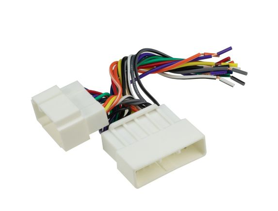 E2 Car Stereo Wiring Connector for 1986 and up Honda Vehicles Product image