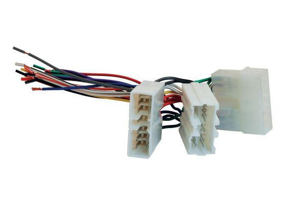 E2 Car Stereo Wiring Connector for 1984 and up Universal Imports