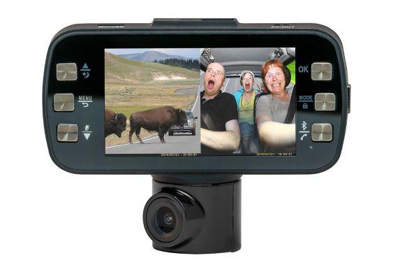 The Original Auto Dash Camera Twister