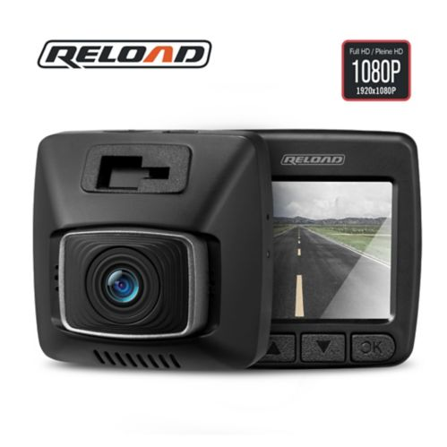 Reload 1080P Dashboard Camera, 2-in