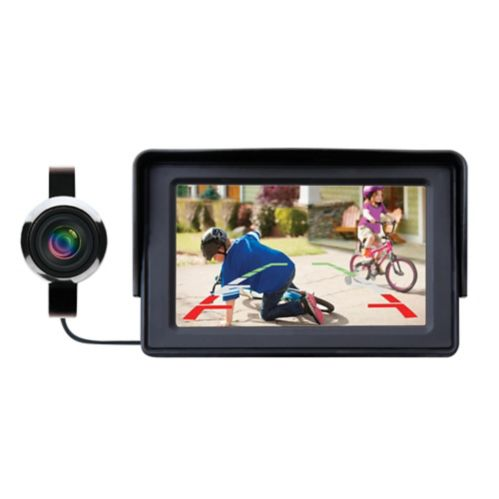 Reload Wired Backup Camera, 4.3-in