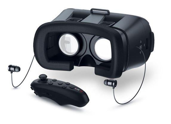 EVO Next Pro Virtual Reality Headset Product image