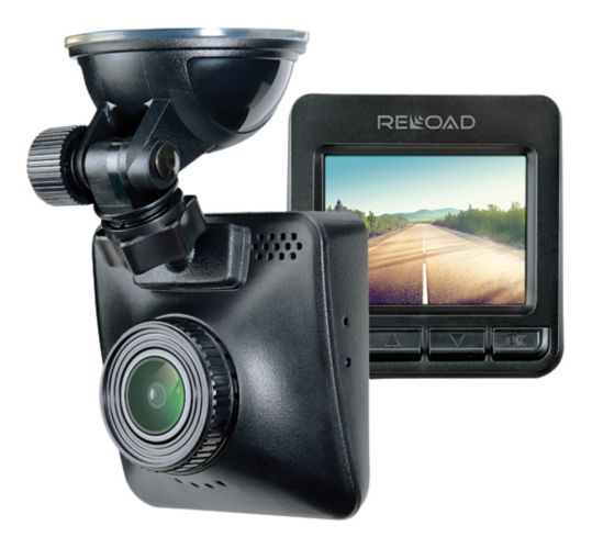 Reload 720 HD Dashboard Camera, 2-in Product image