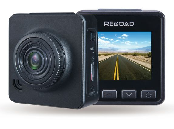 Reload Dual Dashboard and Backup Camera
