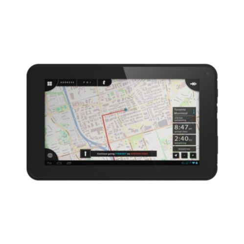 Hipstreet Traveller - Multimedia Car GPS Tablet Product image