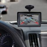 Reload Wired Backup Camera with Parking Assist System (PAS), 4.3-in | Reloadnull
