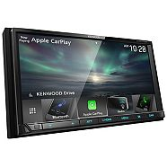 Kenwood DPX303MBT 2-Din Car Stereo