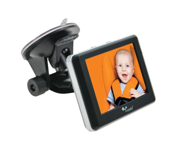Yada Tiny Traveler™ Baby Monitor & Camera for your Car Product image