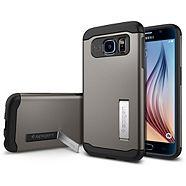 Étui Spigen Slim Armor pour Samsung Galaxy S7, métal Canadian Tire