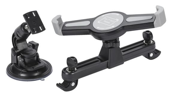 Bluehive Tablet Suction & Headrest Mount Product image