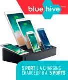 Bluehive 5-Port Charging Valet Station | BLUEHIVE | Canadian Tire